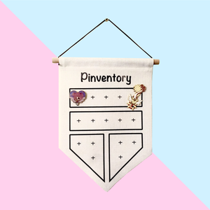 Pinventory Pin Display Flag