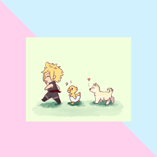 Follow Prompto Print