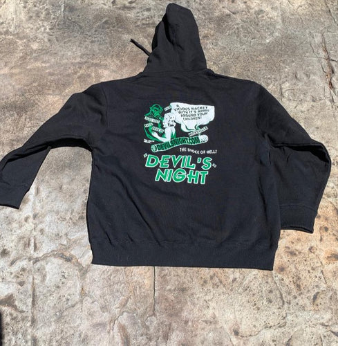 Devil's Night Sweatshirt
