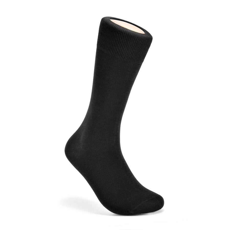 Jet Black - Votta Socks