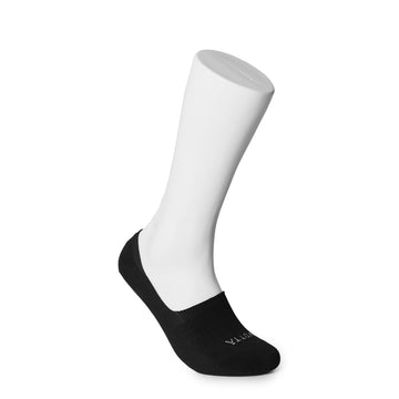 Black No Show Women - Votta Socks