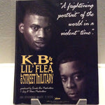 K.B. & FLEA STICKERS