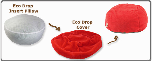 west paw eco drop bed parts