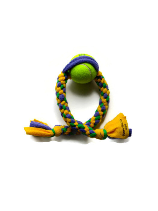 handmade dog toy