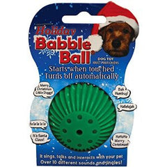 Holiday Babble Ball