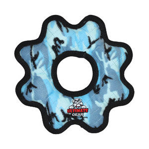Tuffy Gear Ring Chew Toy