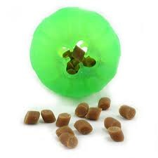 Everlasting Fun Ball Dog Treat Toy