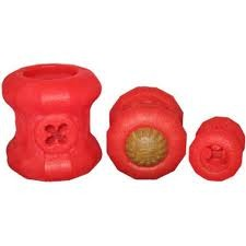 Everlasting Fire Plug Dog Treat Toy