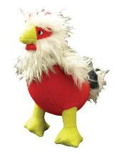 Clucky Chick Dog Toy
