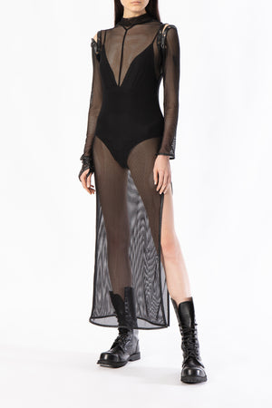 """Eyes on ME"" Warrior Dress"