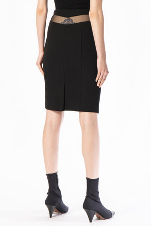 """Show the T"" Pencil Skirt"