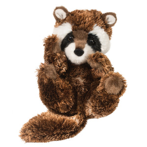 Raccoon Handful Plush