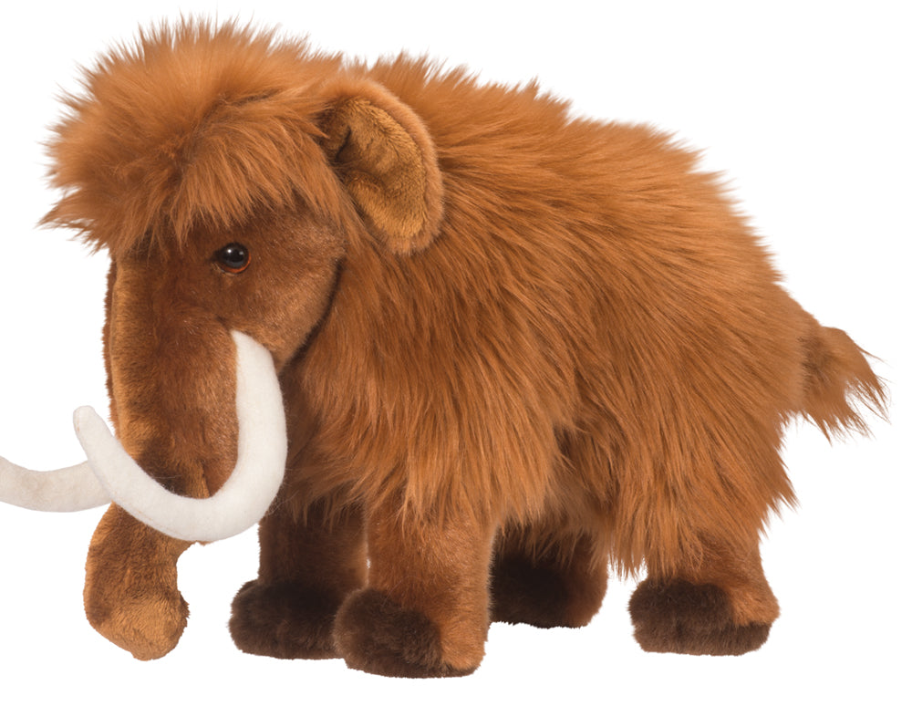 Wolly Mammoth Furry Plush