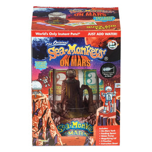Sea Monkeys from Mars