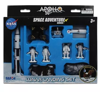 Space Adventure Set Apollo 11