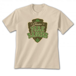Junior Park Ranger T-shirt (Youth)