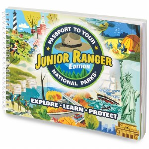 Junior Ranger National Parks Passport