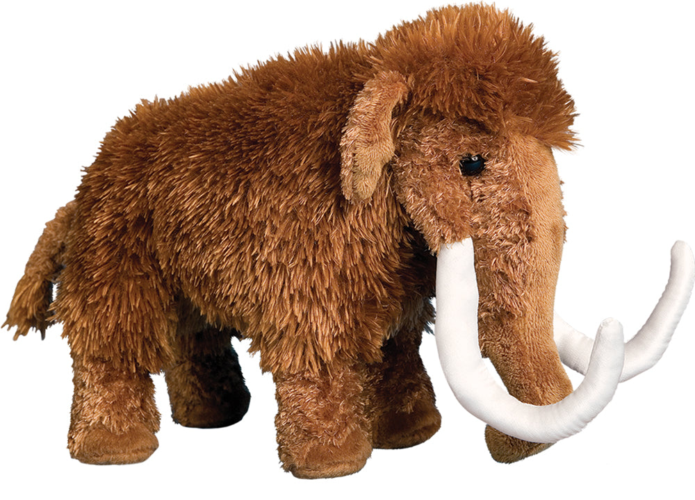 Wooly Mammoth Plush