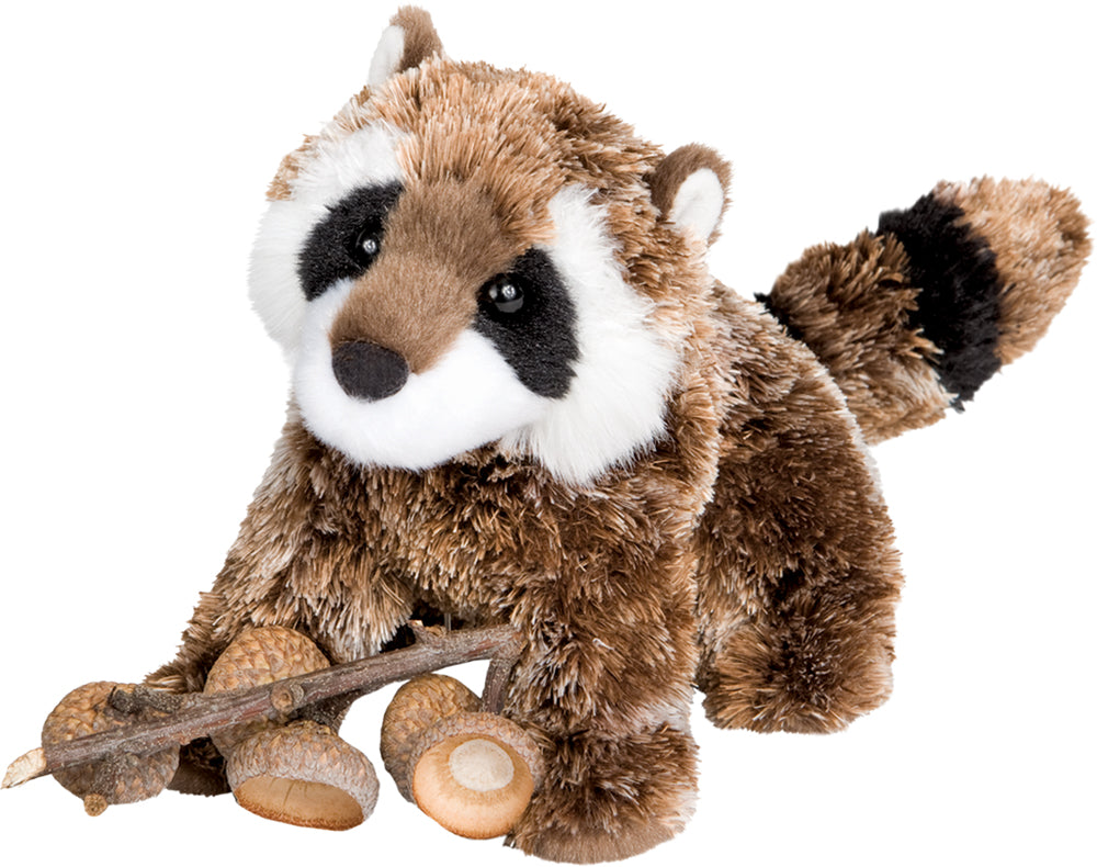 Small Raccoon Plush