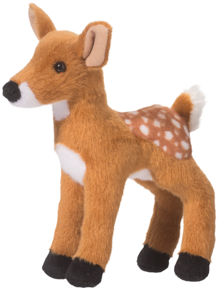 White Tail Fawn Plush