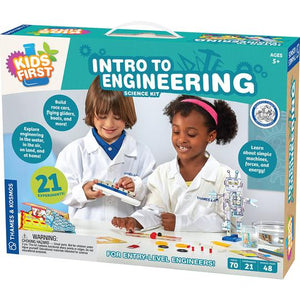 Intro to Engineering: Science Kit