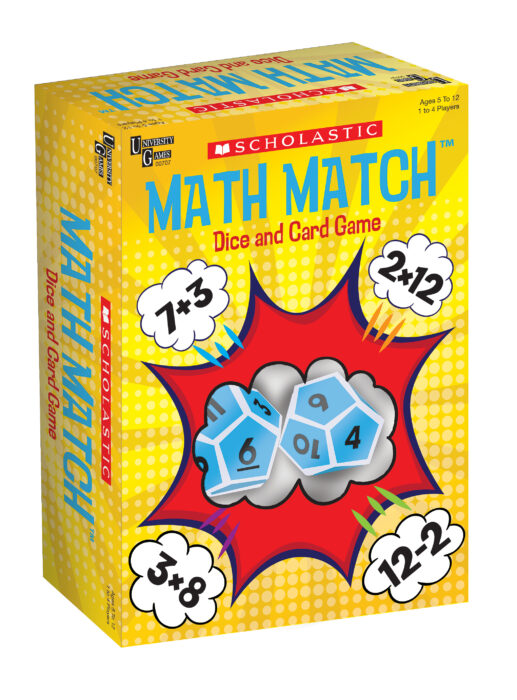 Math Match Game