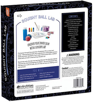 Deluxe Squishy Ball Lab Kit