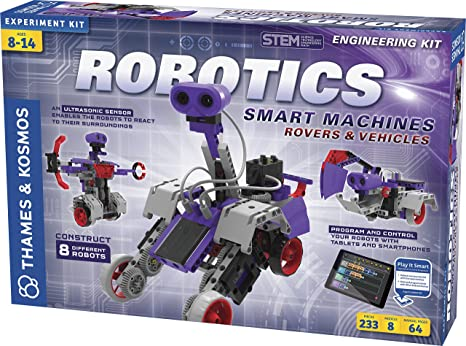 Robotics Smart Machines Rovers Kit