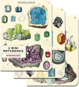Mineralogie 3 Notebook Set