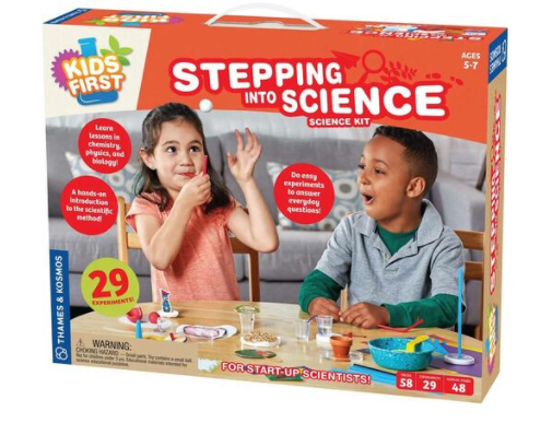 Stepping into Science: Science Kit