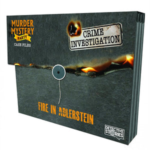Fire in Adlerstein Murder Mystery Game