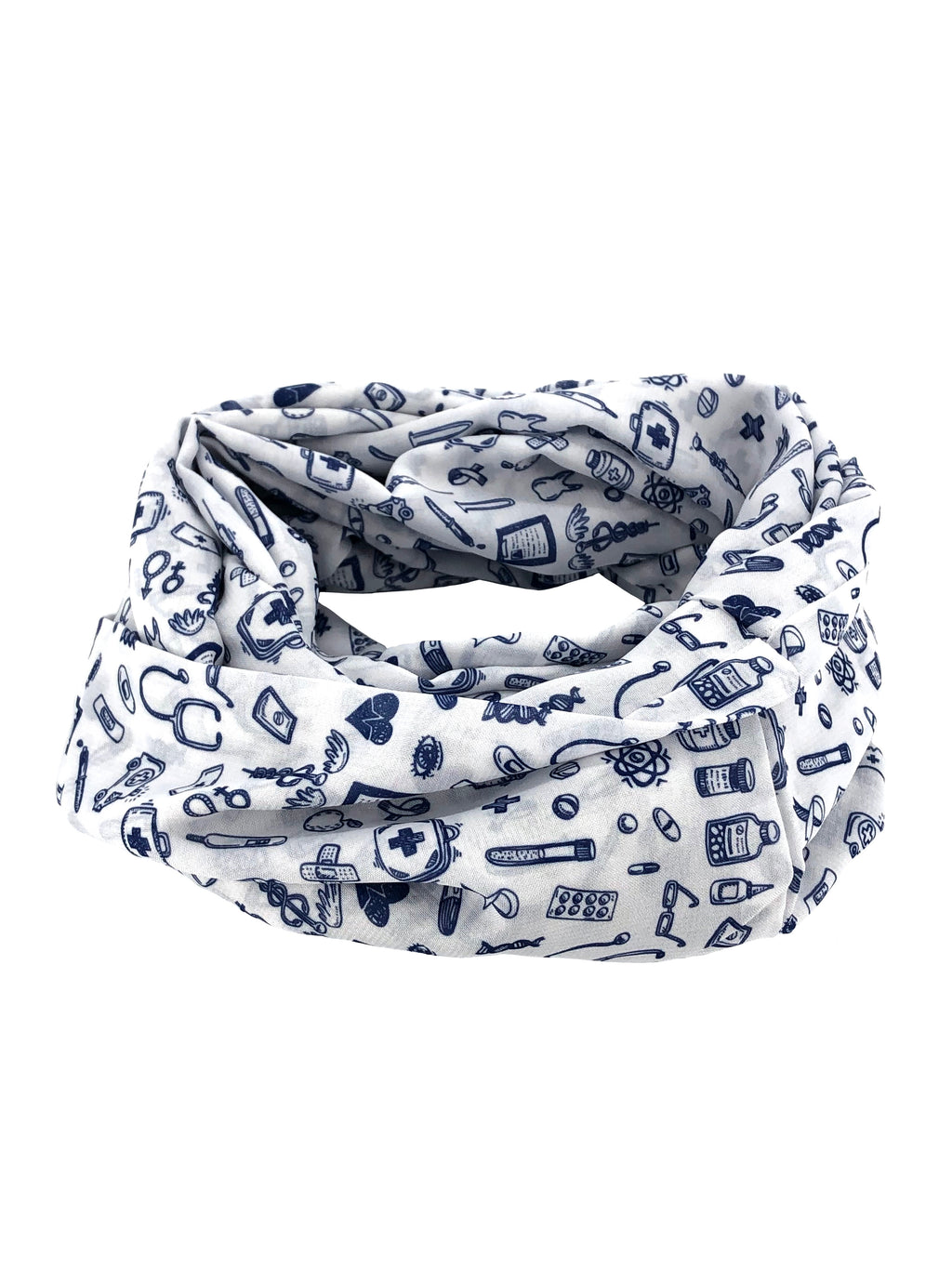 Medical Infinity Scarf