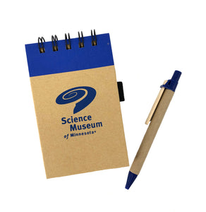 Science Museum of Minnesota Notebook