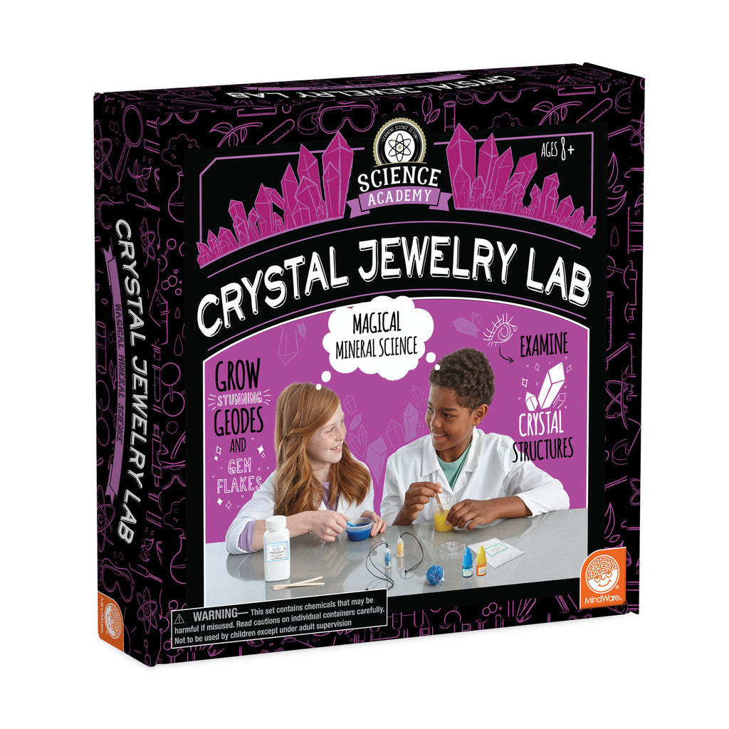 Crystal Jewelry Lab Kit