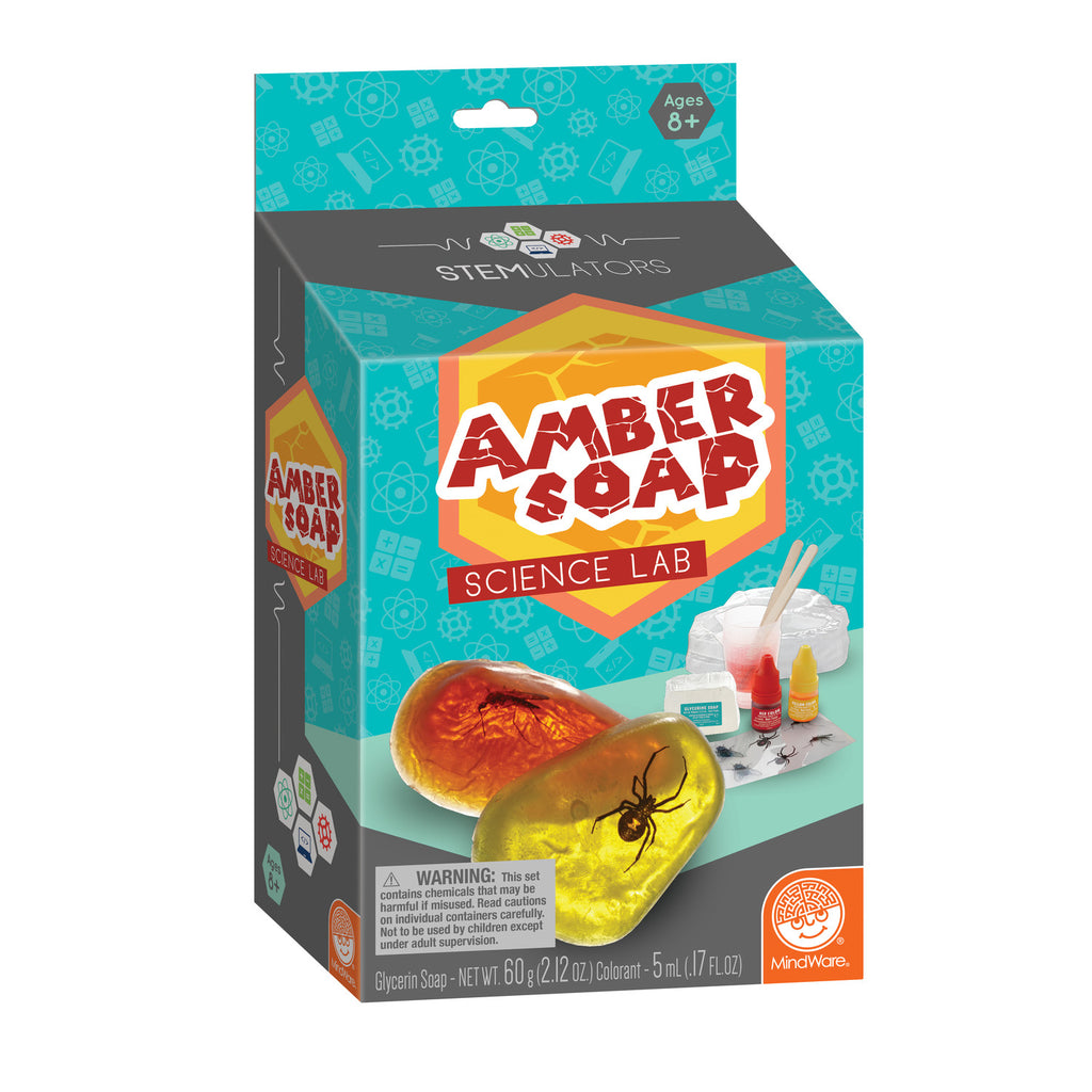 Amber Soap STEMulator Kit