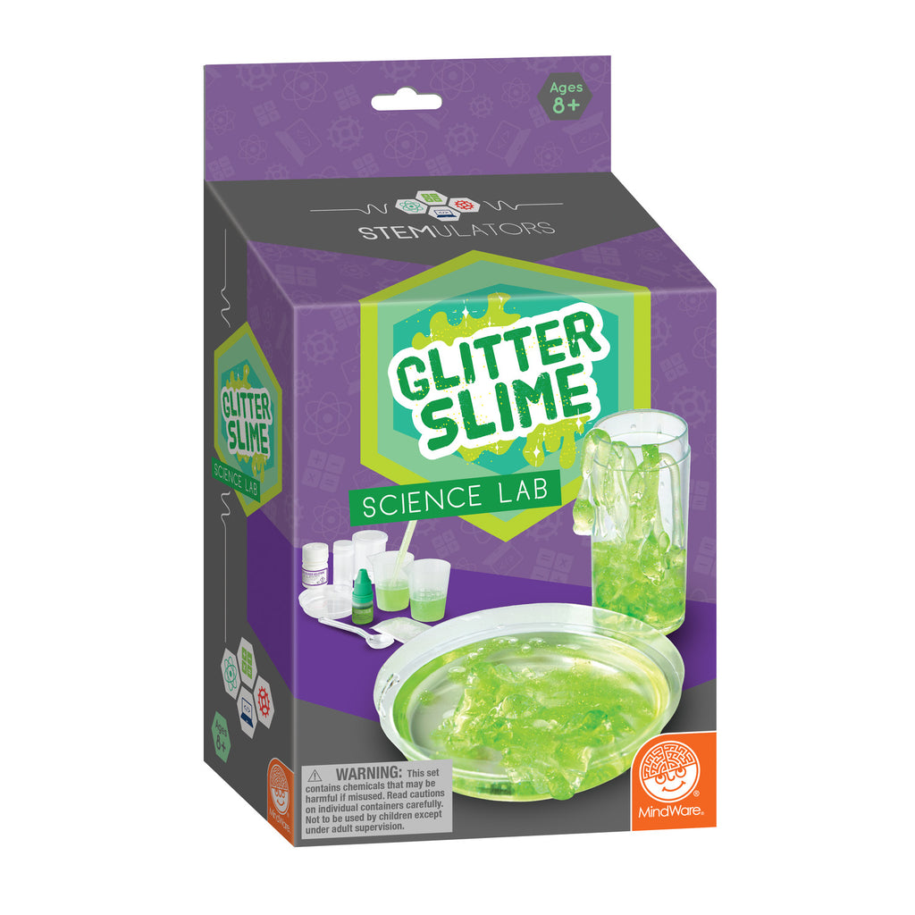 Glitter Slime Lab STEMulator Kit