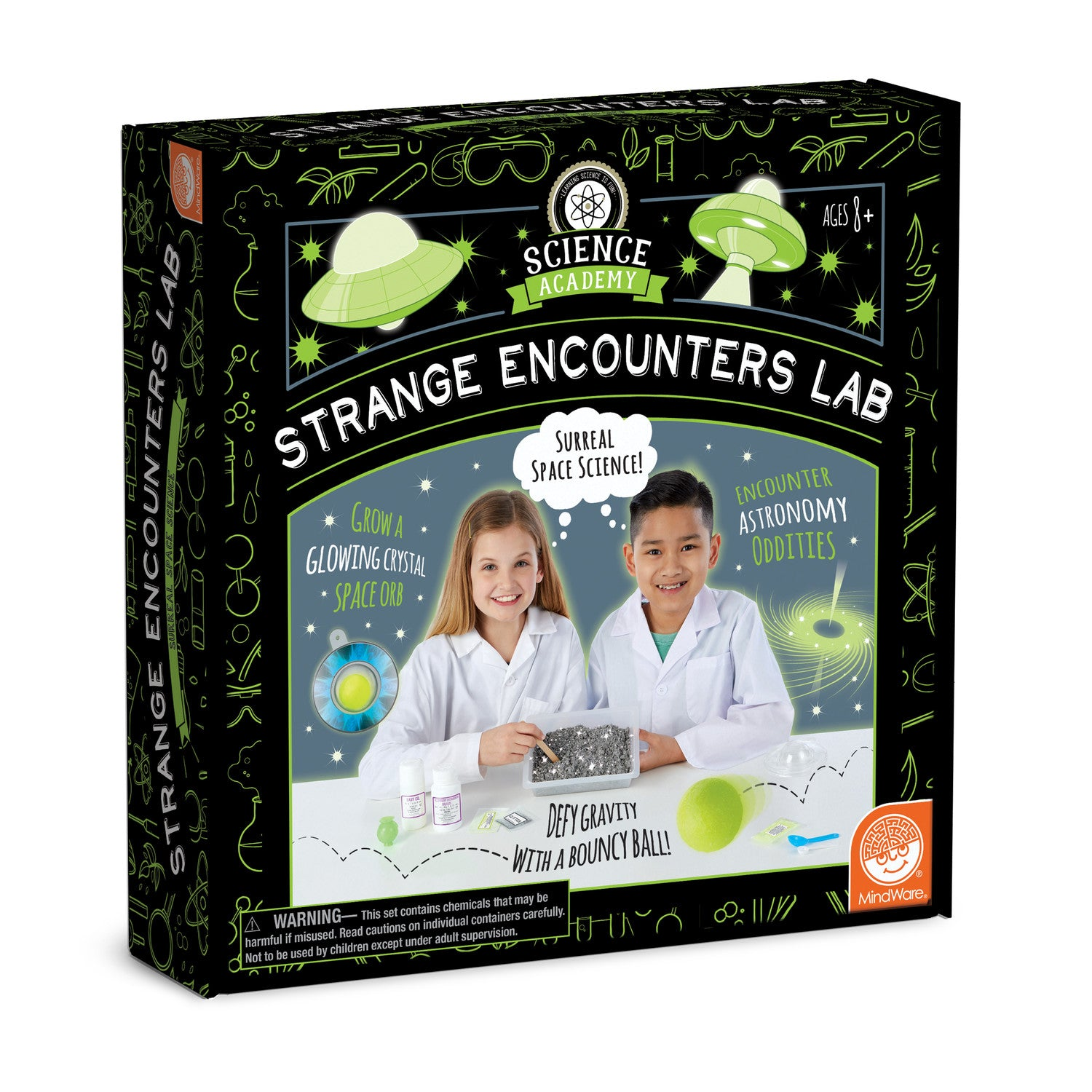 Strange Encounters Lab Kit