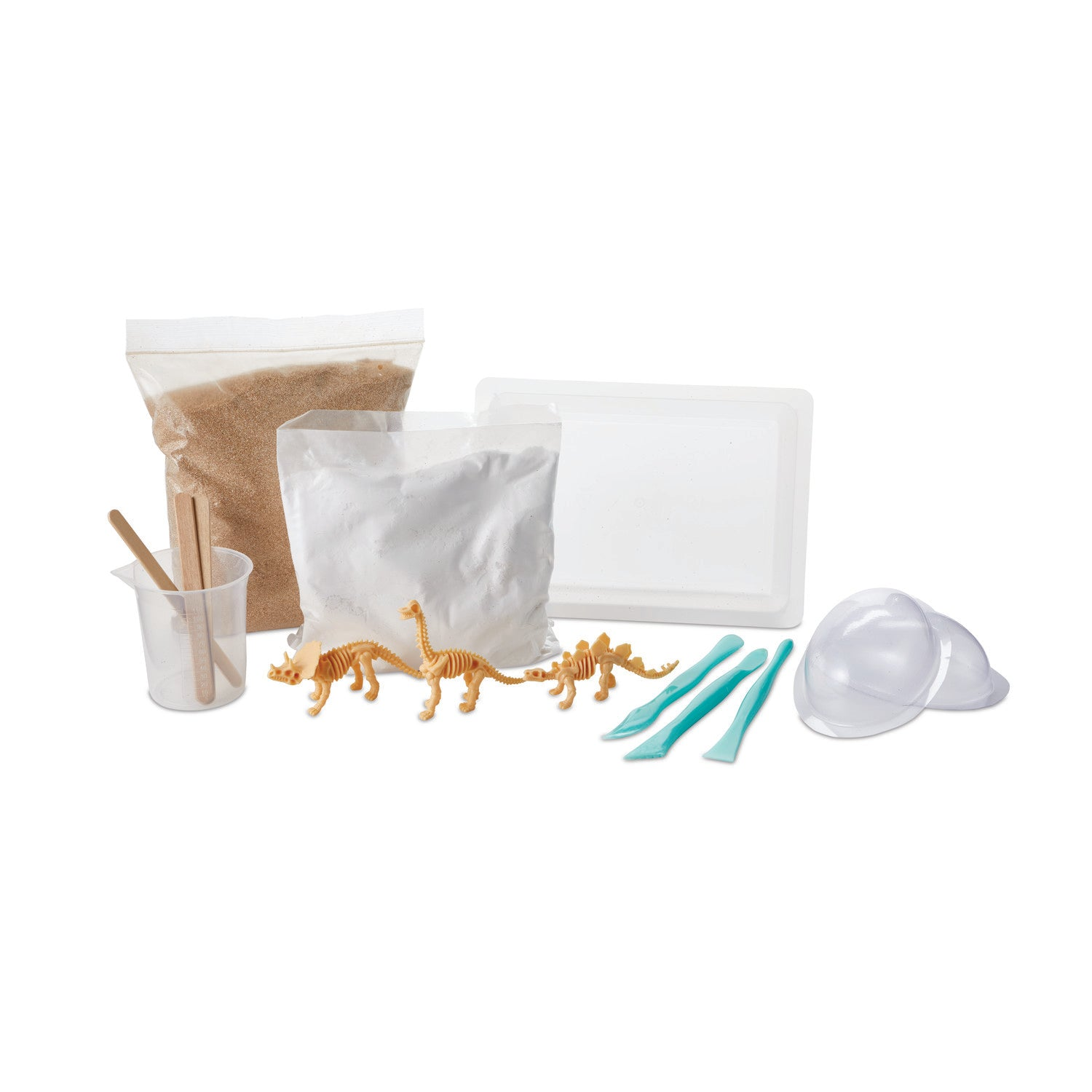 Create and Dig Dinosaur Skeleton Kit