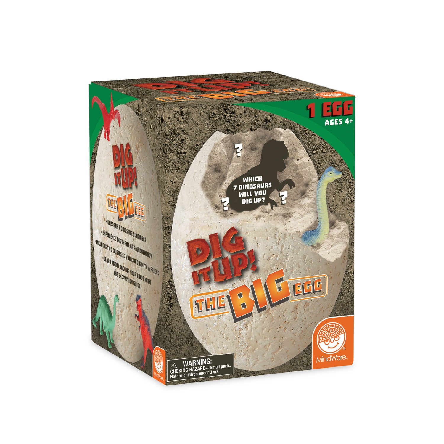 The Big Egg Dinosaur Dig Kit