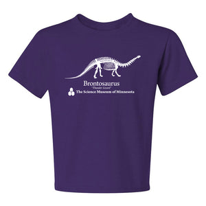 Brontosaurus T-Shirt (Youth)
