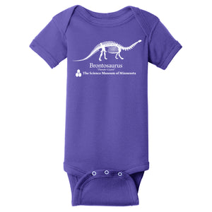 Brontosaurus Onesie (Youth)