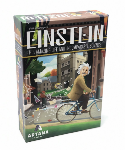 Einstein Game