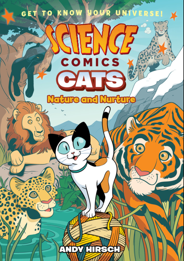 Science Comics Cats
