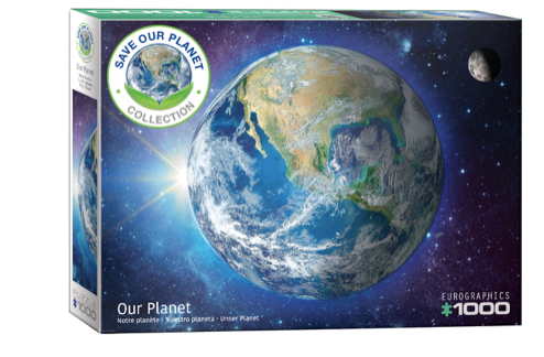 Save Our Planet 1000 Puzzle