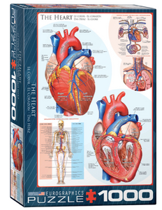 The Heart 1000 Puzzle