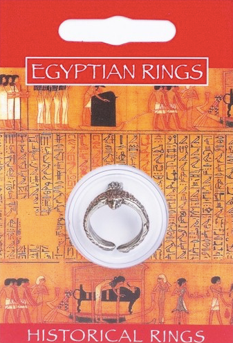 Egyptian Falcon Ring
