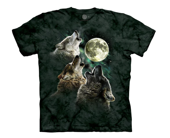 Three Wolf Moon T-shirt (Adult)