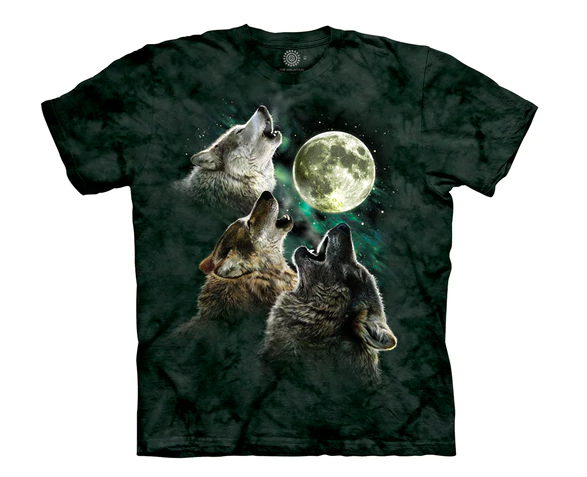 Three Wolf Moon T-shirt (Youth)