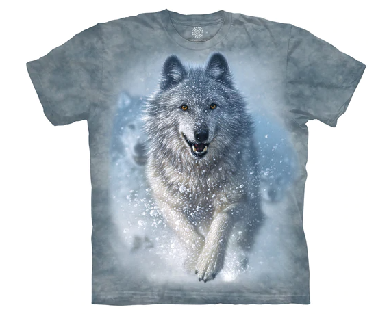Running Wolf T-shirt (Youth)