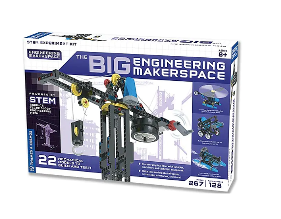 The Big Engineering Makerspace STEM Kit